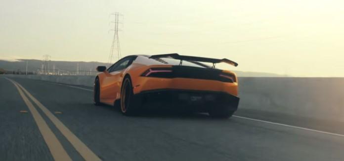 Lamborghini Huracan ipe