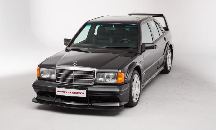 Mercedes 190 Evolution II for sale (5)