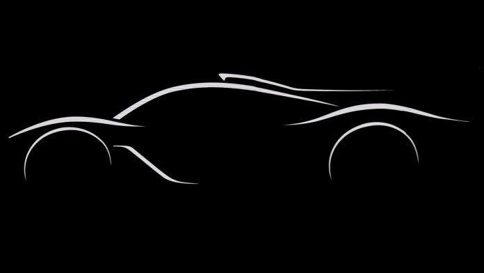 Mercedes F1 Hybrid Hypercar Teasers (5)