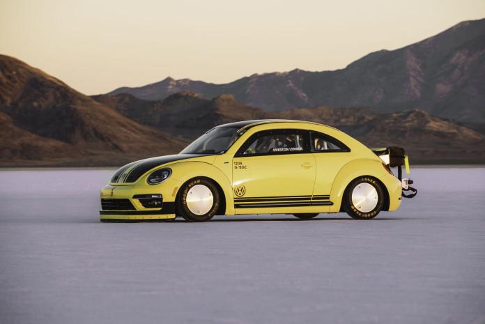 VW Beetle Bonneville Salt Flats (2)