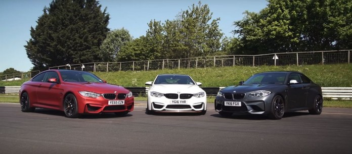 bmw-m4-gts-vs-m4-vs-m2-track-battle