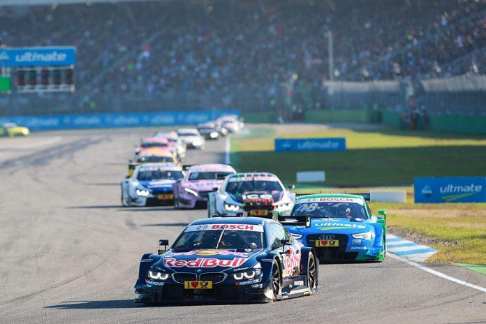 Motorsports: DTM race Hockenheim, Saison 2016 - 9. Event Hockenheimring, GER, #11 Marco Wittmann (GER, BMW Team RMG, BMW M4 DTM)