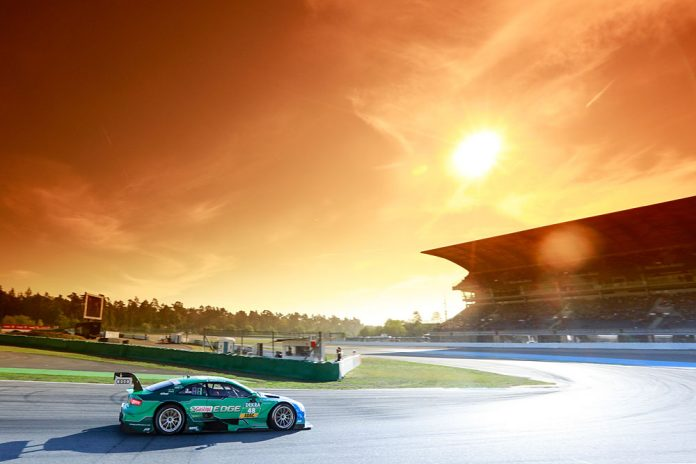 Motorsports: DTM race Hockenheim, Saison 2016 - 9. Event Hockenheimring, GER, #48 Edoardo Mortara (ITA, Audi Sport Team Abt Sportsline, Audi RS5 DTM)
