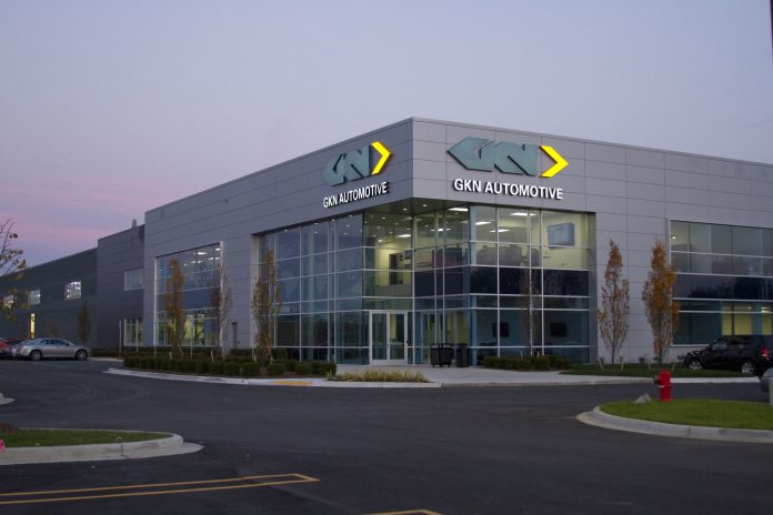 GKN Automotive moved into a state-of-the-art office in Auburn Hills, Mich. The company increased its engineering and testing space by 20 percent. (PRNewsFoto/GKN Automotive)