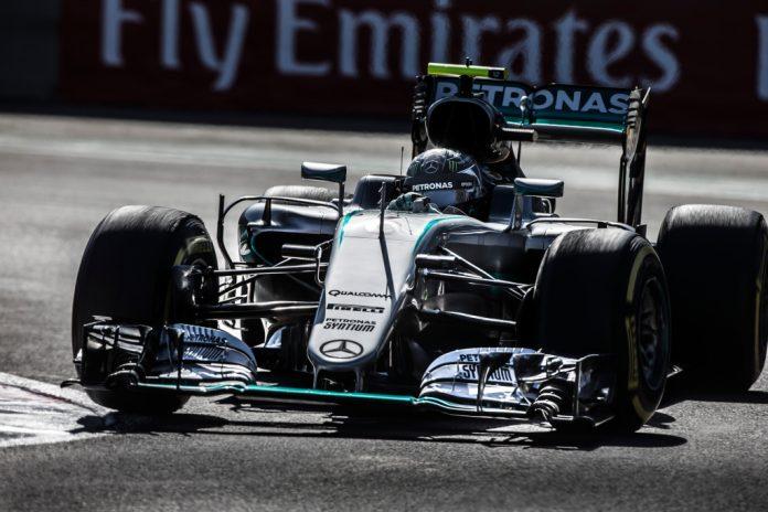 2016 Mexican Grand Prix, Sunday