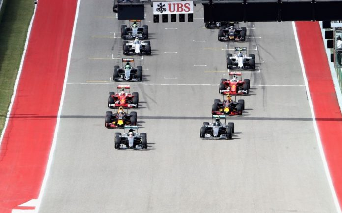 formula-1-start