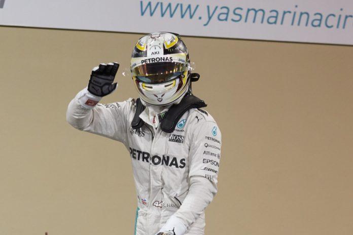 2016 Abu Dhabi Grand Prix, Saturday