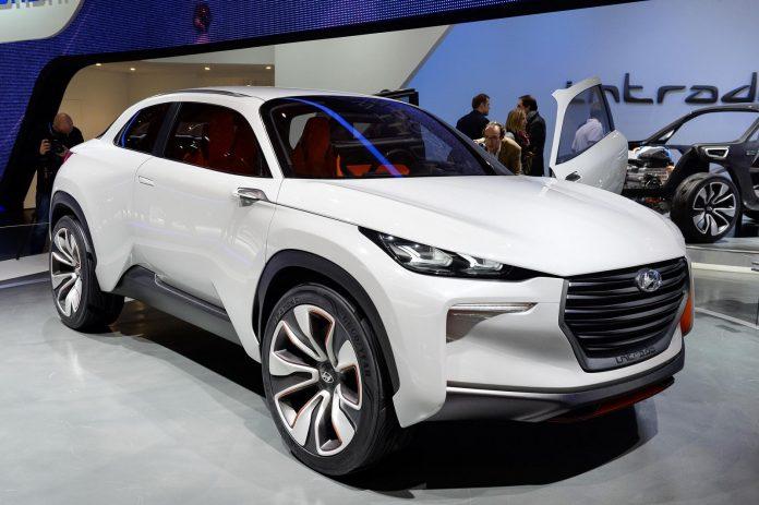 Hyundai in Geneva 2014