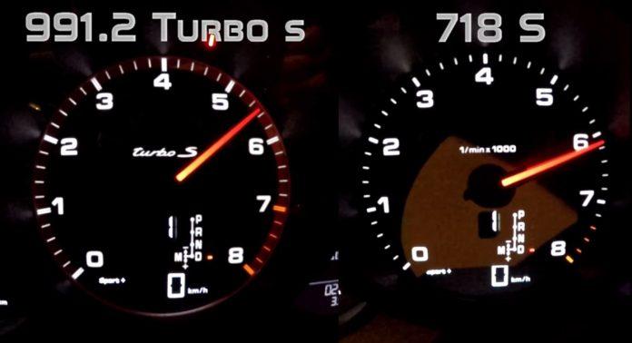 911-turbo-s-vs-718-boxster-s
