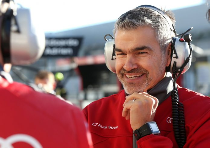 Dieter Gass (Head of DTM Audi Sport)