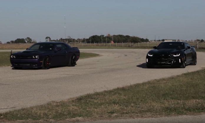 dodge-challenger-srt-hellcat-vs-chevrolet-camaro-zl1
