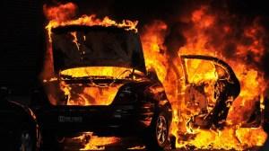 Γαλλία: 861 αυτοκίνητα κάηκαν την παραμονή της Πρωτοχρονιάς