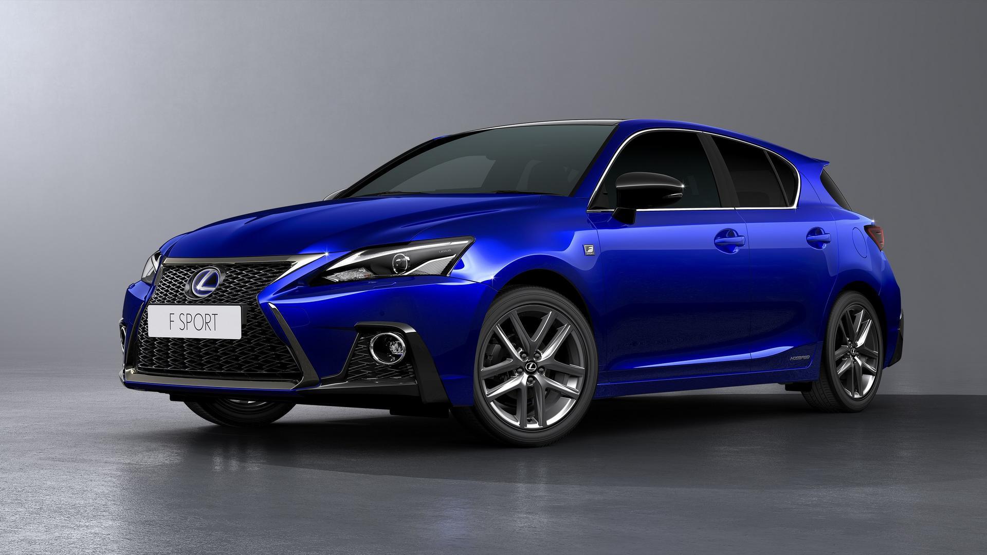 Μικρό crossover και από τη Lexus;