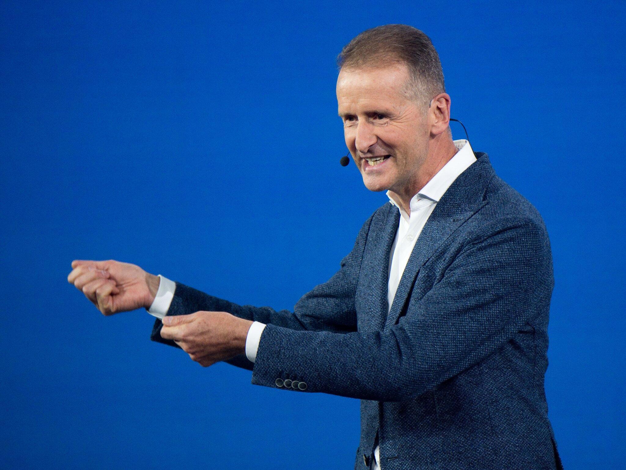 Το VW Group υποστηρίζει τον διευθύνοντα σύμβουλό του