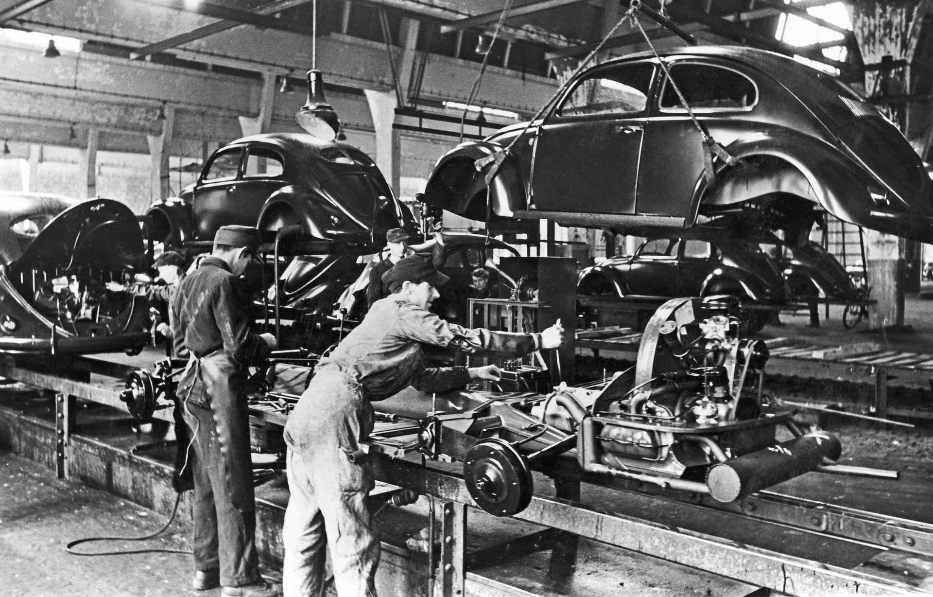 75 χρόνια από το πρώτο Volkswagen Beetle