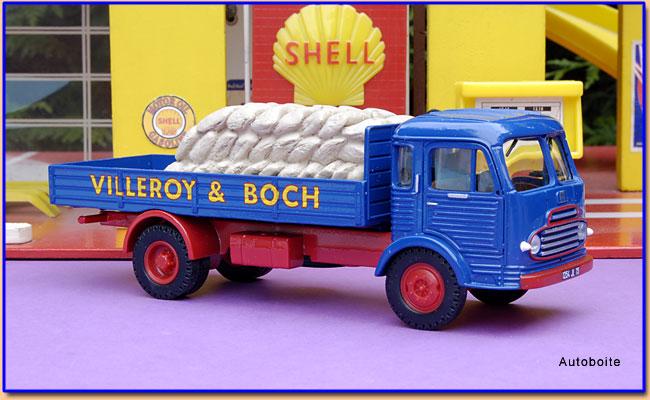 Simca Cargo Et Chargement Villeroy Et Boch Au 150 De