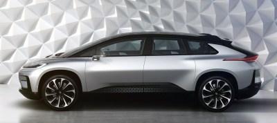 Faraday Future Tata Motors investment