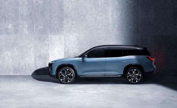 all-aluminium electric car.