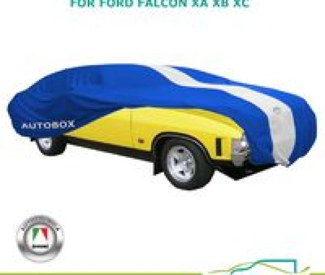 Show Car Cover Washable Large For Ford Falcon Xa X