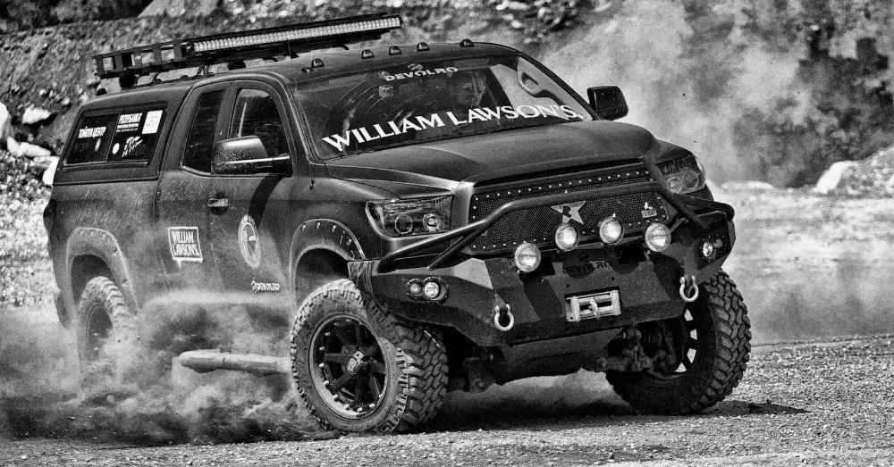 Devorlo Diablo Toyota Tundra Expedition
