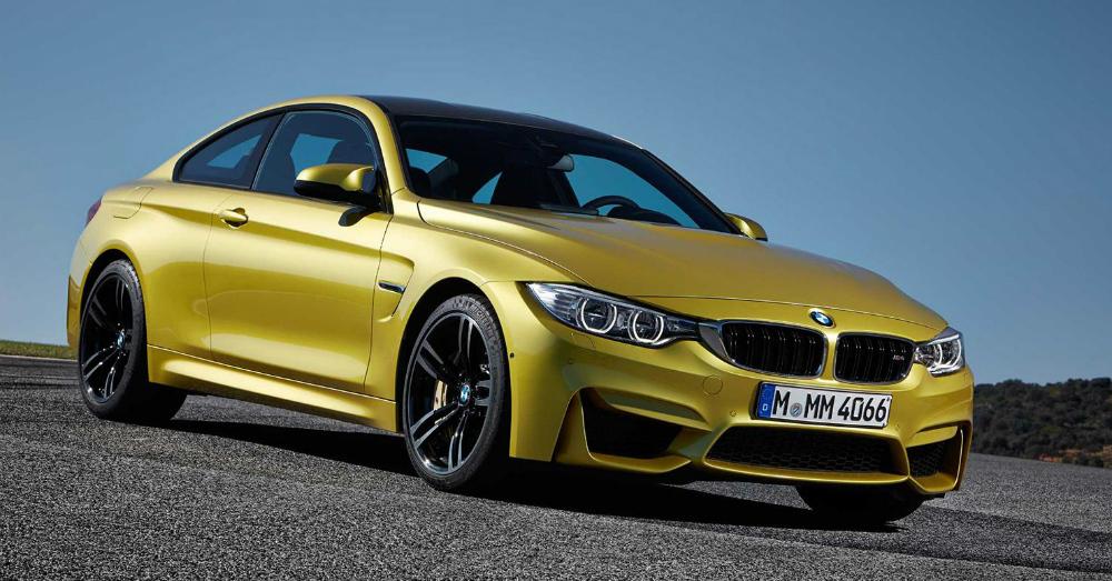 2016 Green BMW M4