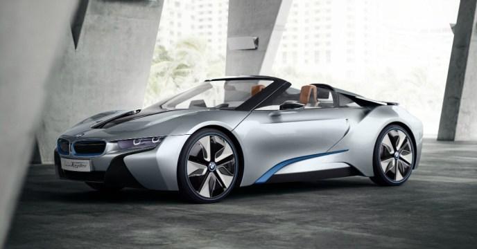 01.09.16 - BMW i8 Concept Spyder