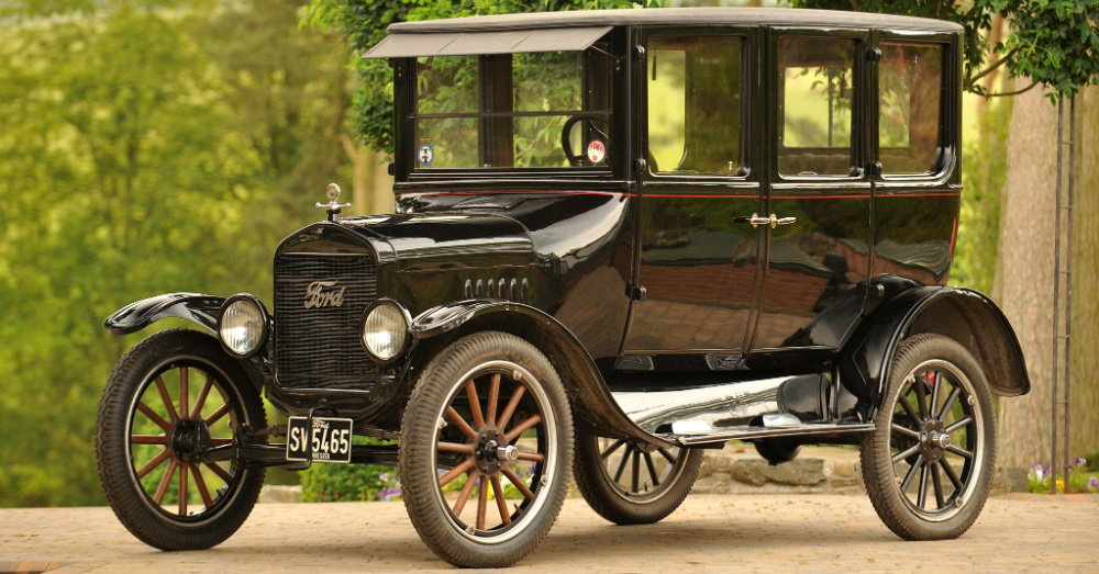 06.06.16 - Ford Model T