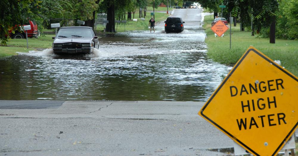 06.30.16 - Flooded Street