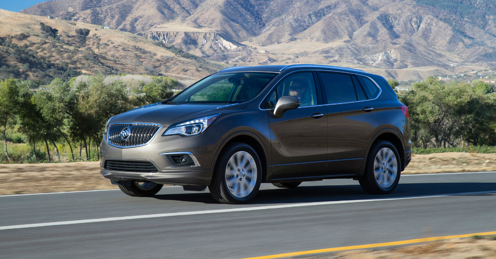 09.01.16 - 2016 Buick Envision