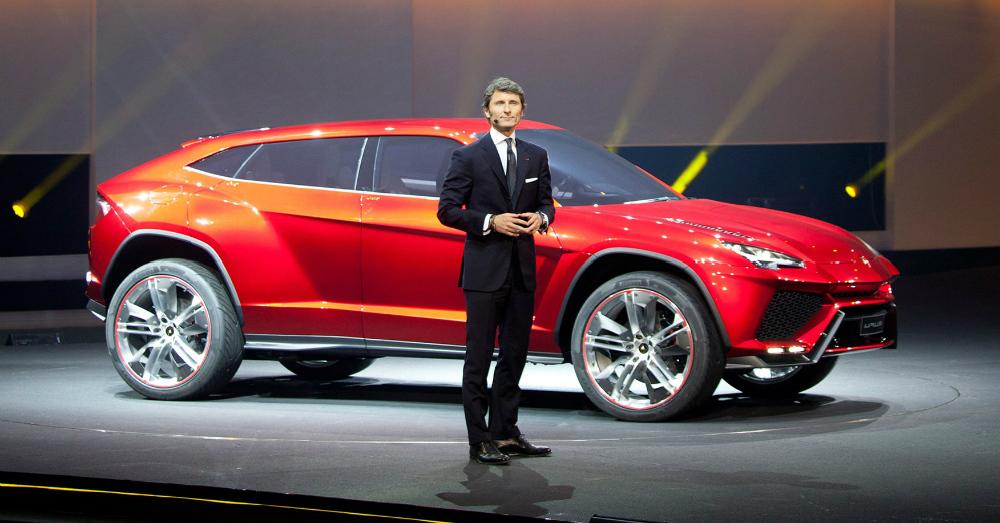 11.29.16 - Lamborghini Urus