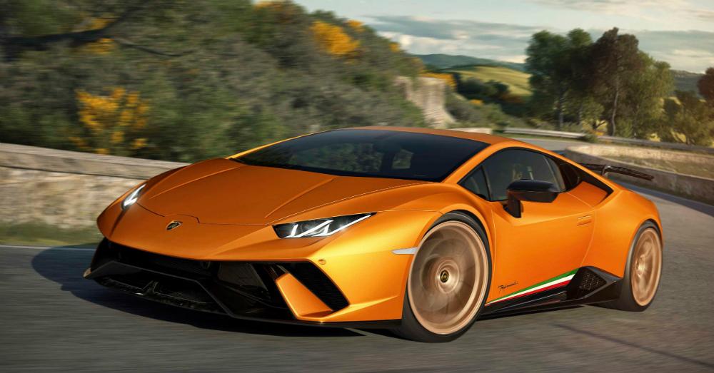 04.20.17 - Lamborghini Huracan Performante