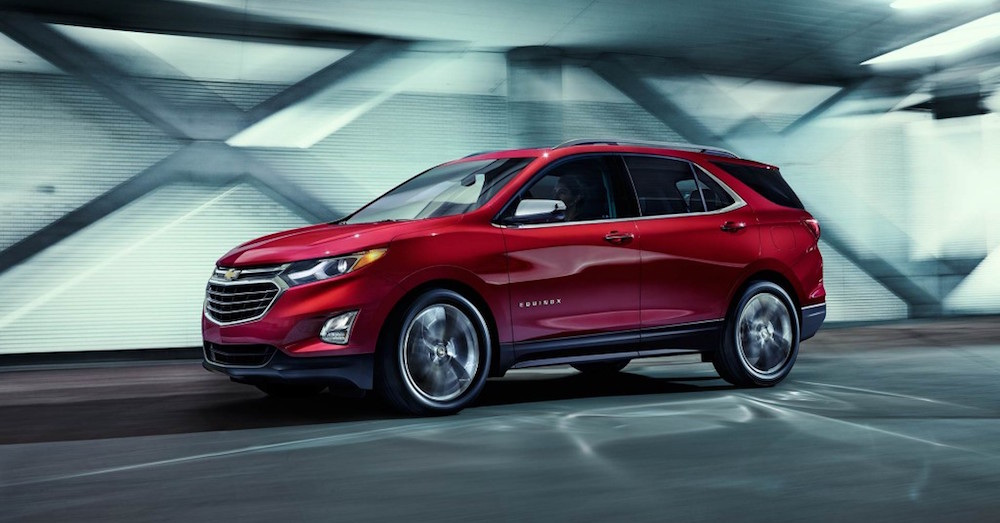 The Chevrolet Equinox: A Popular Change