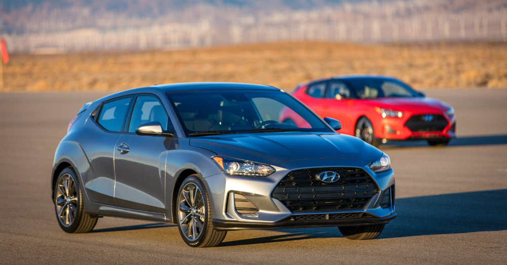 2019 Hyundai Veloster A Daily Sport Driver