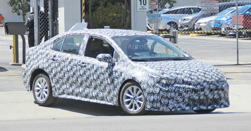 Evolving the Revolution with the Next Generation Toyota Corolla