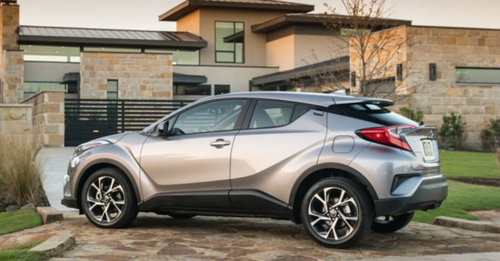 The Toyota C-HR is a Greater Value for 2019