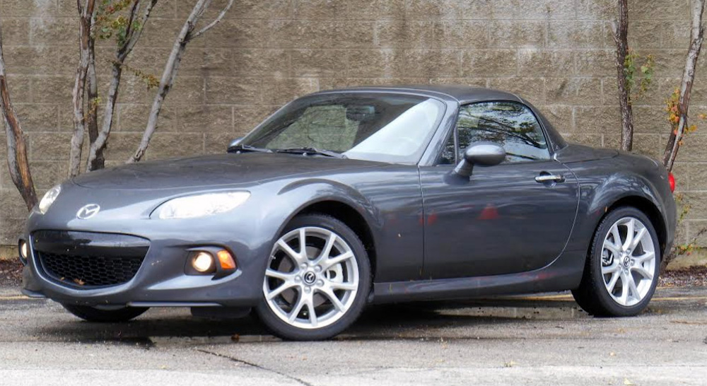 2015 Mazda Miata
