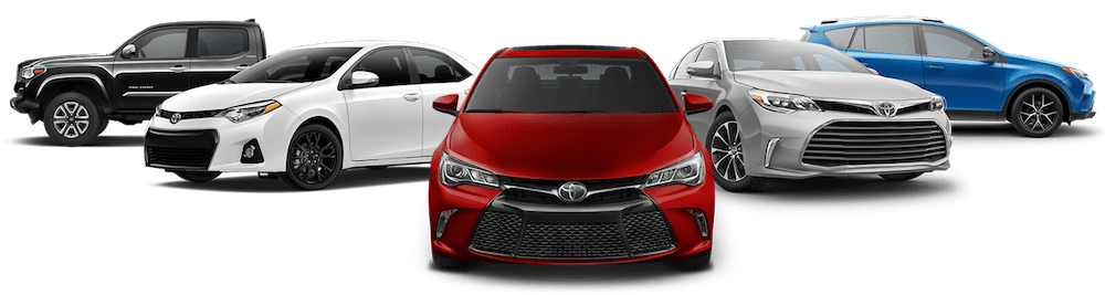 Used Toyota Vehicles