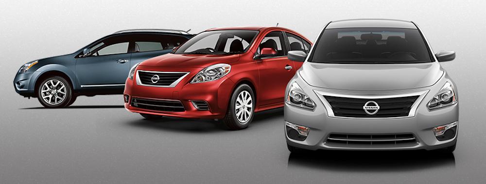 Nissan Vehicles