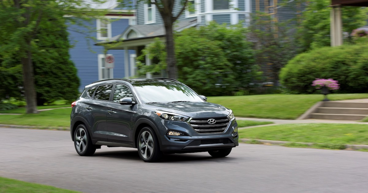 Spend Less for a Used Hyundai Tucson