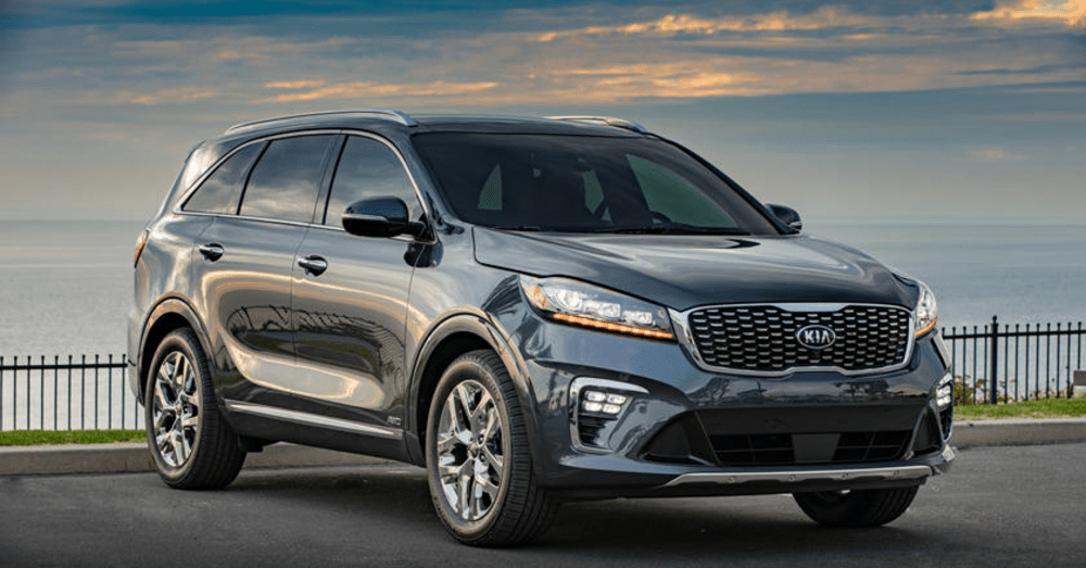 Agility in the Kia Sorento Makes Driving Right