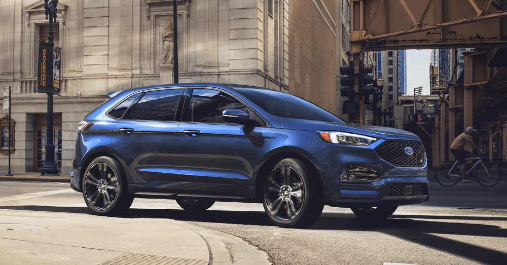 Let the Ford Edge Take You There