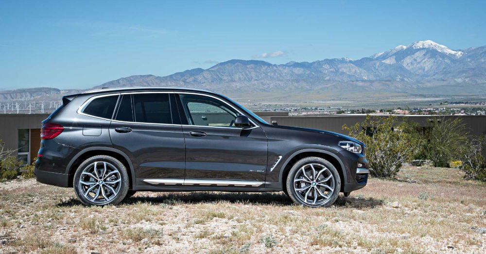 Luxury SUVs - Comfort or Horsepower