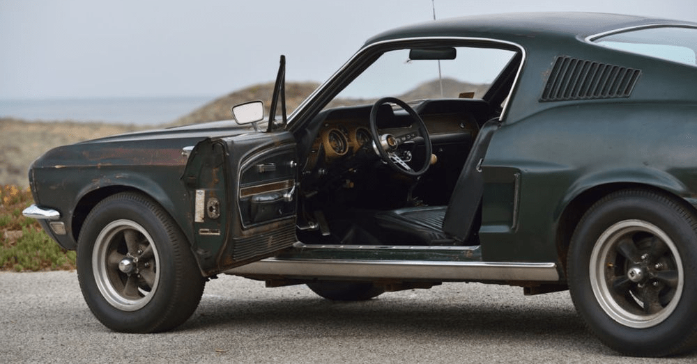 Steve McQueen's Bullitt to be Auctioned in 2020