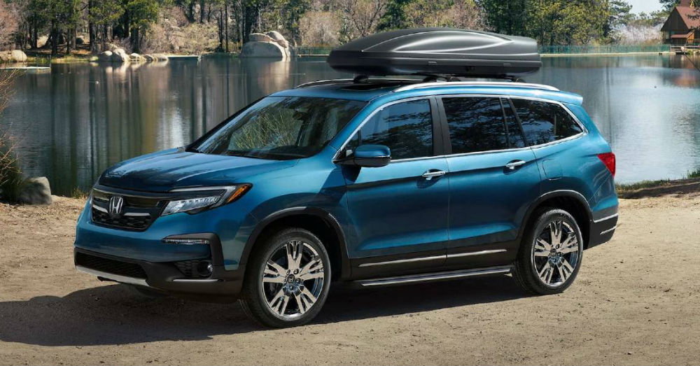 2021 Honda Pilot Carries Your Family Safely