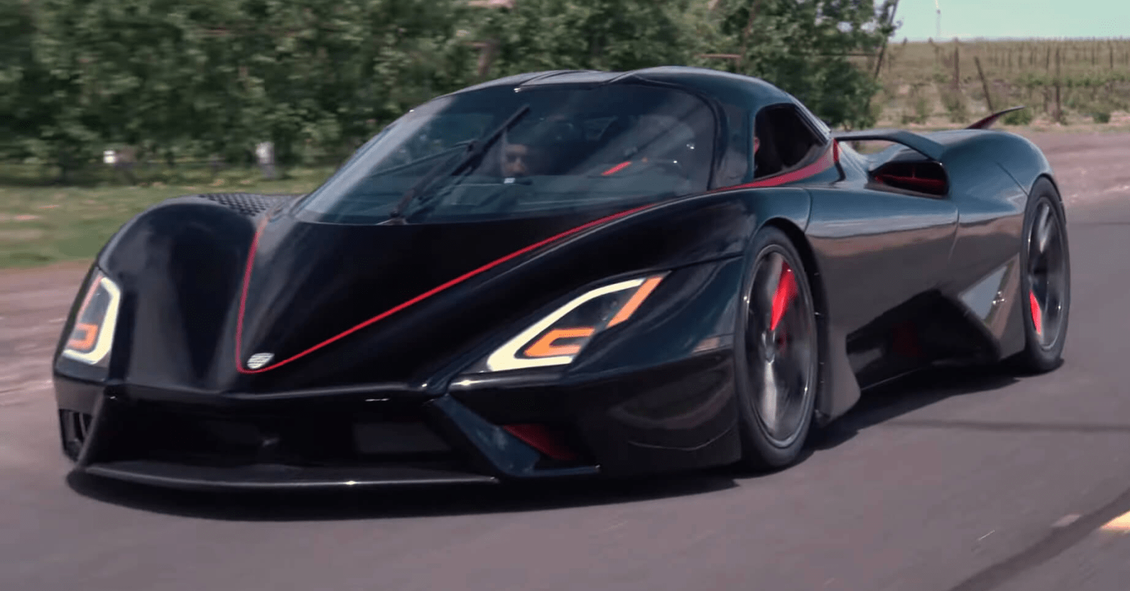 SSC Tuatara: The World Record for the Fastest Car