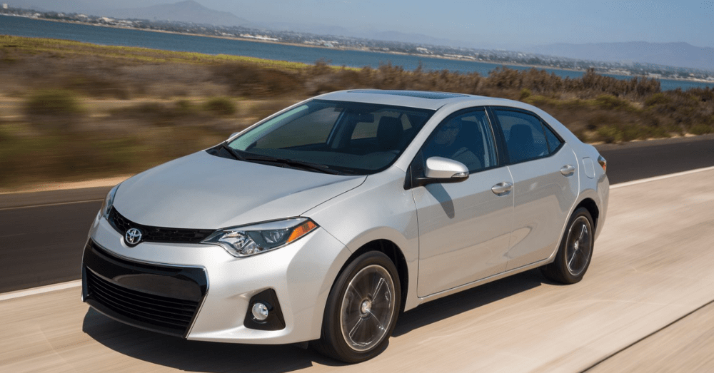 The Right Toyota Compact Car for You