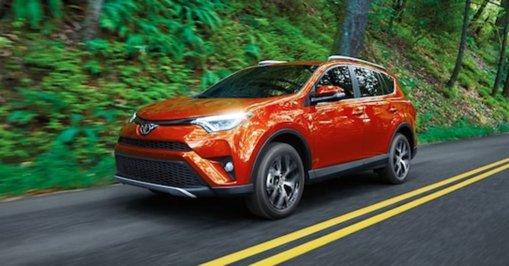 What To Consider When Buying a Used Toyota RAV4