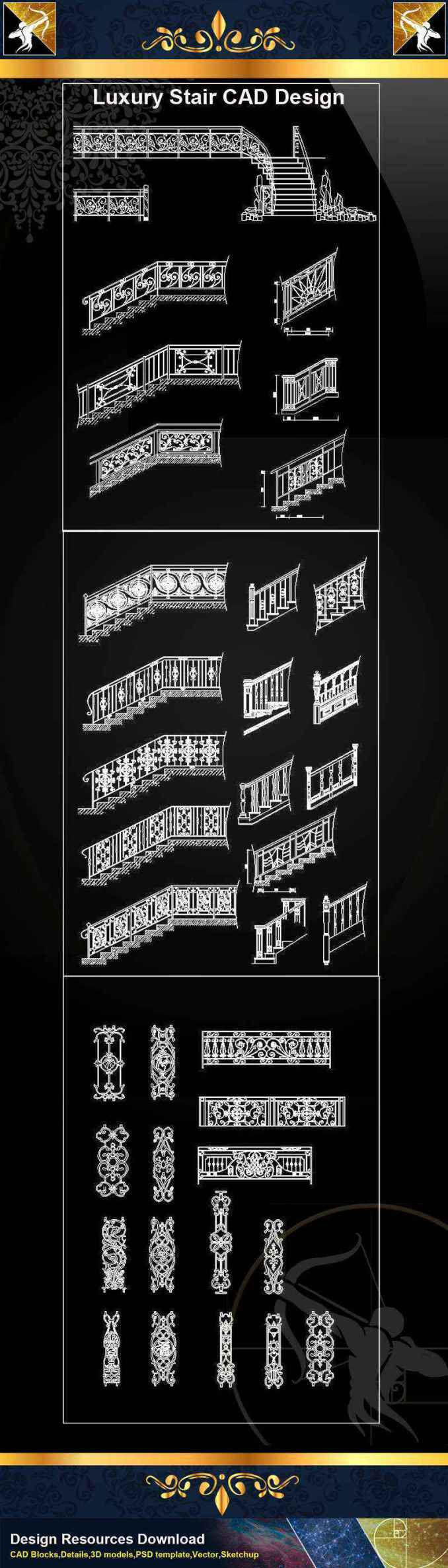 ★【Architecture Decoration Design Element CAD Blocks V 7-Door &  Window】@Autocad Decoration Blocks,Drawings,CAD Details,Elevation