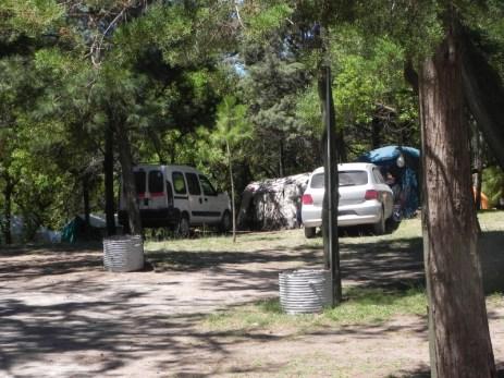 Autocamping Dunamar en Claromecó - 2015