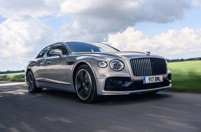 Bentley Flying Spur Review 2021 Autocar